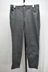 Nike Golf Fairway Jean Pants Slim - Women's Size M - Black
