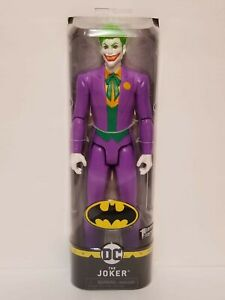"""DC Comics  The Joker 12"""" Inch Action Figure By Spin Master 1st Edition"""