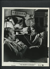 NATALIE WOOD SHOWS ROBERT REDFORD A SNOWGLOBE - 1966 THIS PROPERTY IS CONDEMNED