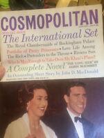VINTAGE Cosmopolitan Magazine---JANUARY 1961 issue