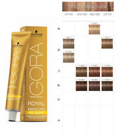 Schwarzkopf Igora Royal Absolutes 60ml- All Colours Available