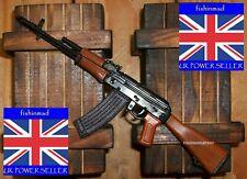 1:6 MINIATURE FIREARM COLLECTORS RUSSIAN ARMY KALASHNIKOV AK AK47 RIFLE MODEL