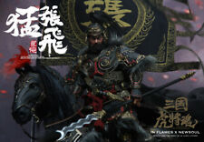 InFlames Sets Of Soul Of Tiger Generals Zhang Yide & Horse Deluxe Set 1/6 Sca...
