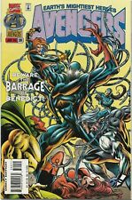 Avengers #399 - VF/NM- Beware the Barrage of Benedict