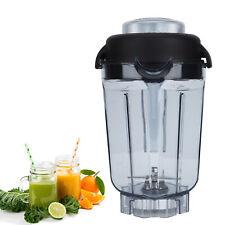 Kitchen For Vitamix 32oz Transparent Blender Container Accessories Lid & Blade