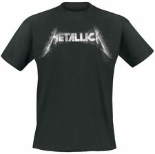 Official Metallica T Shirt Spiked Classic Rock Metal Band Tee Mens New Licensed