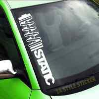 Static Frontscheibenaufkleber Static Aufkleber Dapper Sticker Static Auto Tuning