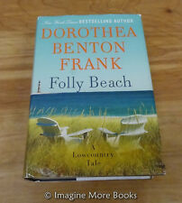 Folly Beach: A Lowcountry Tale (Book 8) by Dorothea Benton Frank ~Large Print HC