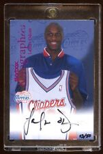 LAMAR ODOM 1999 SKYBOX AUTOGRAPHICS CENTURYS /50 AUTO RC LAKERS CLIPPERS STAR