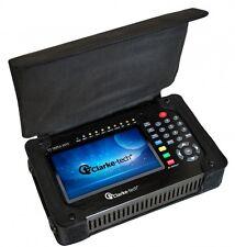 CLARKE TECH CT TRIPLE 2013 Misuratore di segnale DVB-S2 DVB-T2 Spedizione Gratis