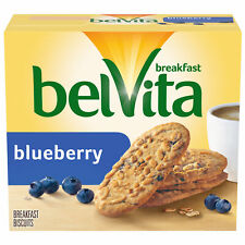 Blueberry Breakfast Biscuits, 5 Packs (4 Biscuits Per Pack)