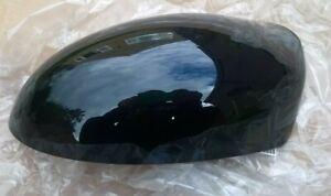 GENUINE FORD FOCUS MK1 PASSENGER DOOR MIRROR COVER IN PANTHER BLACK 1315486