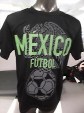 Mens Licensed Mexico Futbol Football Soccer Shirt New L