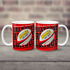 Personalised Rugby League Mug Birthday Dad Cup Valentines Day Gift Fathers Day