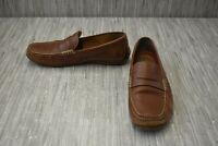 Florsheim Oval Penny 13296-221 Loafers, Men's Size 10.5M, Brown