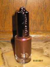 Urban Decay Nail Polish in Roach (warm red-brown w/red-gold shift) Full Sz NEW