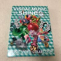 VISUAL MUSIC by SHINee music video collection Limited Edition 2 Blu-ray Japan