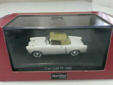 FIAT 1100 TV - ANNO 1959 - SCALA 1/43 - STARLINE