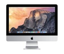 Apple iMac A1418 Computer, Intel Core I5, 1.4ghz, 8gb Memory, 500gb HDD