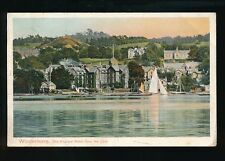 Cumbria WINDERMERE Old England Hotel Used 1905 PPC