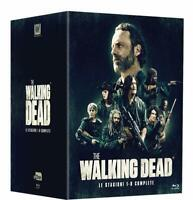THE WALKING DEAD SERIE COMPLETA 01 - 08 (34 BLU-RAY) SERIE TV HORROR