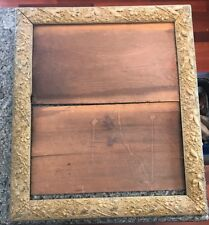 "Antique 20""x 24"" Picture Frame Stunning Hand Carved Picture Frame"
