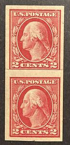 TDStamps: US Stamps Scott#409 Mint LH OG Paste-Up