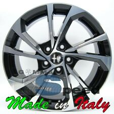 Set 4 cerchi in lega per Alfa da 17 5x110 Lipsia BP per Giulietta 159 Brera