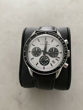 New ListingDan Henry 1962 Racing Chronograph Panda New in Box Men's Watch With date