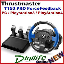 Thrustmaster T150 Pro Force Feedback Racing Wheel For PC & PS3 & PS4