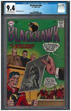 BLACKHAWK #208 CGC 9.4 (5/65) DC comics