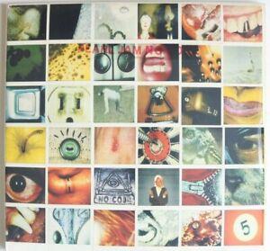 "Vinyl 12"" LP - PEARL JAM No Code - EPC 484448 1 First Press 1996 - Very Good"