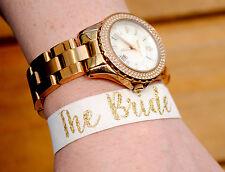 The Bride Hen Party wristband Bachelorette Party bride tribe wristband bracelet