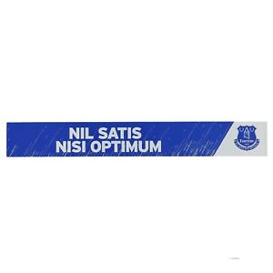 OFFICIAL EVERTON FC CREST CAR STICKER ACCESSORY ROOM OFFICE GIFT