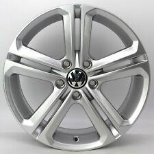 TOP 1x 17Zoll Original VW Golf 6 VI Mallory Alufelge 5K0601025N 7.5x17 ET51