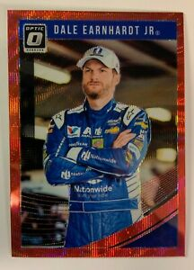 2019 Donruss Racing Optic Singles - Base & Parallels - Your Choice