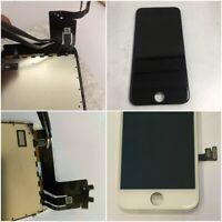 Apple IPHONE 8 Écran LCD Écran Tactile Blanc/Noir % Véritable Tout Grades