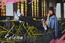 SELENA GOMEZ - A1 Poster (XXL - 80 x 55 cm) - Clippings Fan Sammlung NEU