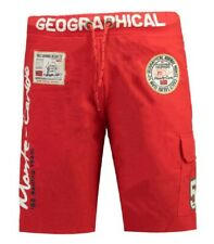 Geographical Norway Hombre Pantalones Cortos de Natación Bañadores Bermudas Qu-A