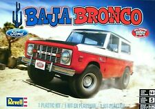 Revell Monogram 1:25 Ford Baja Bronco Car Model Kit