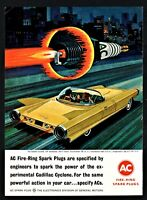 1964 CADILLAC CYCLONE Experimental Concept Car AC Spark Plus Small Format AD