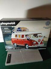 Playmobil VW Camper Van Volkswagen T1 Camping Bus 70176 - New & Sealed