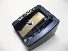 12 NANOGEN PROFESSIONAL ROUND LARGE COSMETIC SHARPENER EYELINER LIPLINER PENCIL
