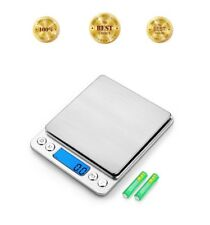 Mini Digital Pocket Scale 0.1g - 3000g Kitchen Food Gram Ounce Dwt Oz Ozt Gn Ct