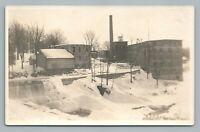Jones' Inn NEWPORT Maine RPPC Vintage Photo Postcard Penobscot County 1930s