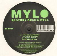 MYLO - Destroy Rock & Roll (TOM NEVILLE, RITON Rmx) - 2004 Breastfed - BFD014