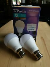 TCP Smart RGB- Wifi Lightbulb x 2