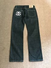 Stussy Back Logo Jeans