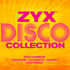 Italo CD ZYX Disco Collection von Various Artists 2CDs
