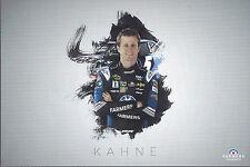 "2016 KASEY KAHNE ""FARMERS INSURANCE 2ND VERSION"" #5 NASCAR SPRINT CUP POSTCARD"